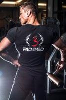 Футболка Ripp3d.wear (black)